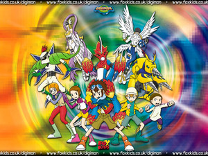 Fox kid wallpaper