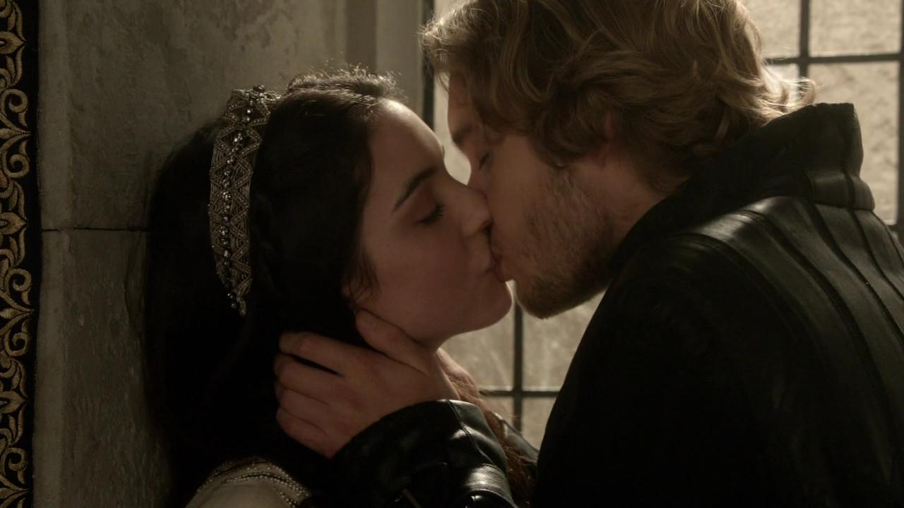 Francis and mary images frary kiss 1x05 hd wallpaper and background