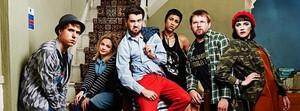Fresh Meat Serie 3 Cast