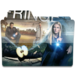 Fringe Season 2 Folder Icon - fringe icon