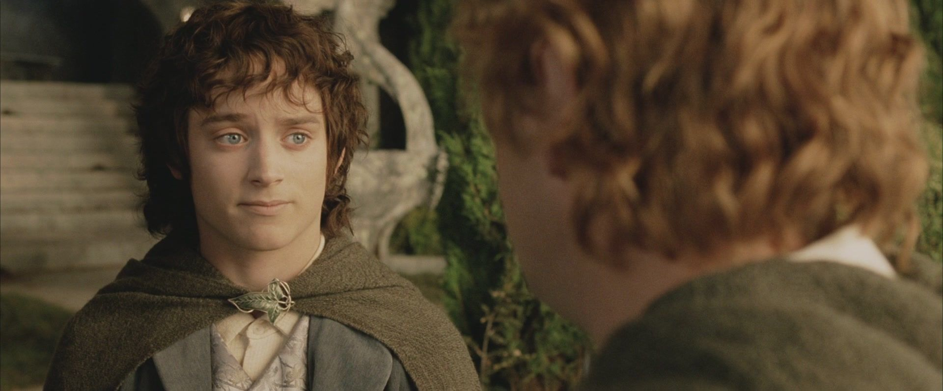 Lord Of The Rings Why Did Frodo Leave Middle Earth