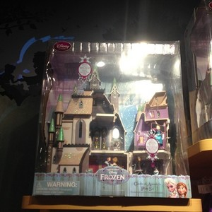 Frozen Arendelle kastil, castle Playset