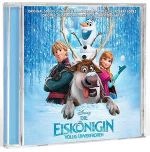 アナと雪の女王 German Soundtrack Cover