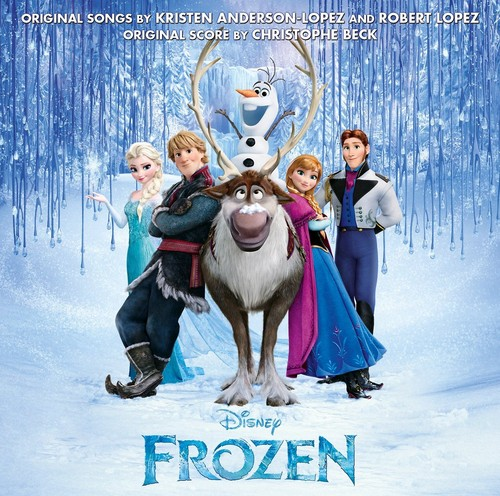 Frozen UK Soundtrack Cover - frozen Photo
