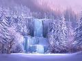 Frozen digital painter backgrounds