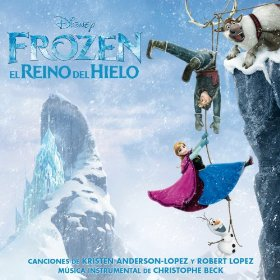 frozen Soundtrack Spanish Cover