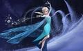 Elsa 바탕화면