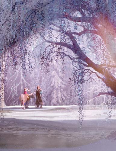 Frozen images Frozen Concept Art wallpaper and background ...