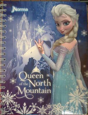 Frozen Notebooks