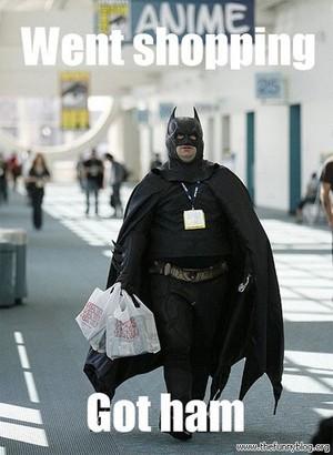 Funny Batman 1