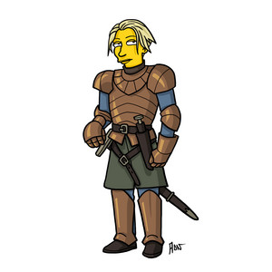 Game of Thrones/ Simpsonized