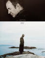 Stannis Baratheon & Davos Seaworth - game-of-thrones fan art