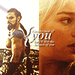 Dany & Drogo - game-of-thrones icon