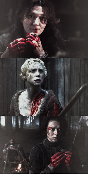 Game of Ladies + blood