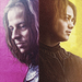Arya & Jaqen - game-of-thrones icon
