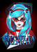 Ghoulia - monster-high icon