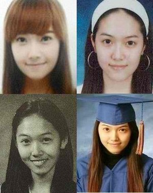 Girls' Generation(SNSD) | Jessica | Graduation photo
