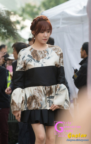 Lotte Fansign-Tiffany