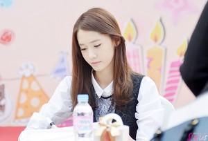 Lotte Fansign-Yoona