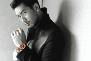 Godfrey for BVLGARI