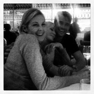Matthew Settle, Caroline Lagerfelt & Kelly Rutherford