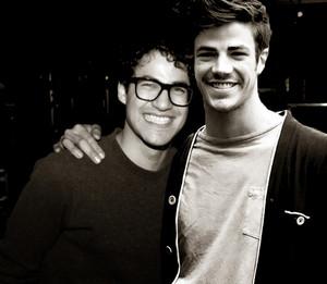 Grant and Darren