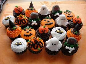 Halloween keki