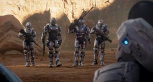 Halo Spartans