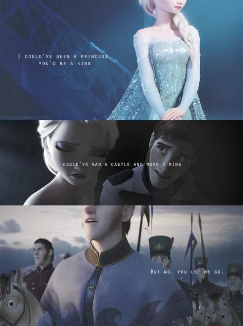 Hans and Elsa