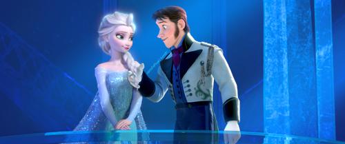 Hans fond d'écran called Hans and Elsa