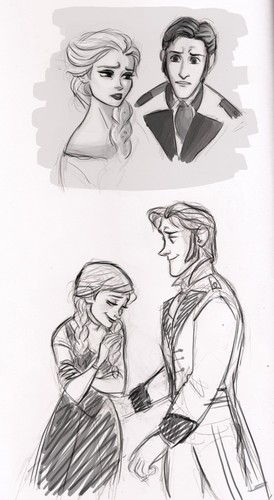 Hans fond d'écran with animé called Hans