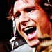 Harrison Ford as Han Solo - harrison-ford icon