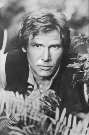 Harrison Ford in bituin Wars: Return of the Jedi
