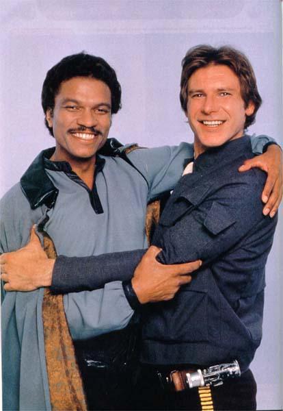 Harrison in звезда Wars:Empire strikes back