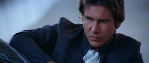 Harrison Ford wolpeyper called Harrison in bituin Wars:Empire strikes back