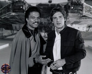 Harrison in 星, つ星 Wars:Empire strikes back