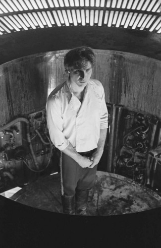 Harrison Ford achtergrond probably containing a glory hole titled Harrison in ster Wars:Empire strikes back