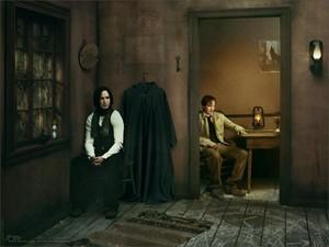 Severus/Remus
