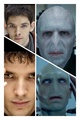 Voldemort: Then  - harry-potter photo