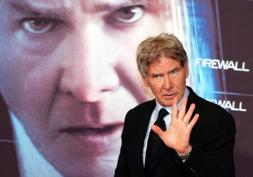 Harrison Ford achtergrond containing a business suit, a suit, and a three piece suit titled Harry
