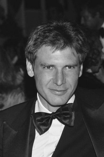 Harrison Ford achtergrond probably containing a business suit entitled Harry