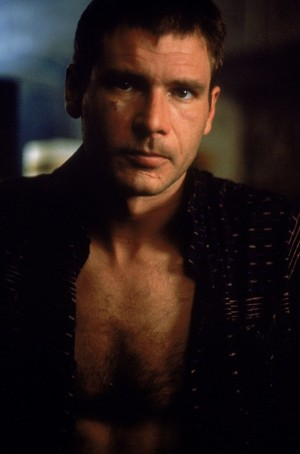 Harry in Blade Runner