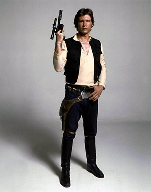 Harry in estrella Wars:New Hope
