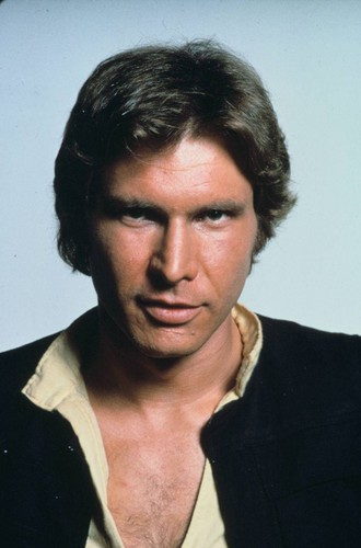 Harrison Ford wallpaper containing a portrait called Harry in Star Wars:New Hope