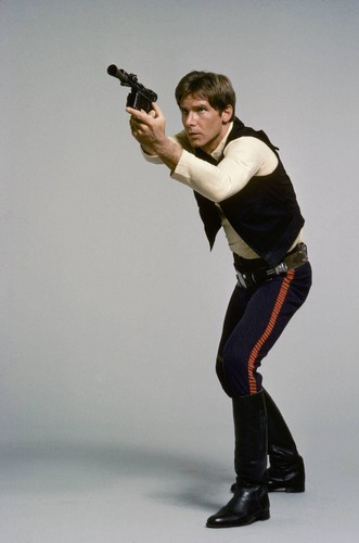 Harrison Ford achtergrond titled Harry in ster Wars:New Hope