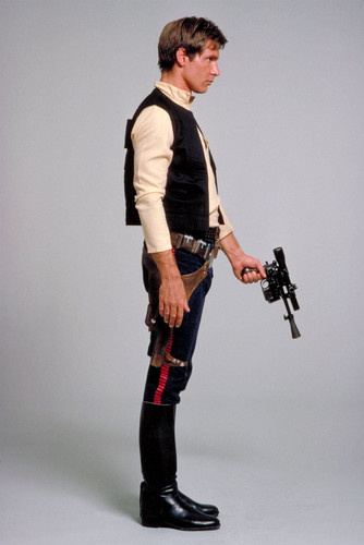 Harrison Ford achtergrond possibly containing a hip boot called Harry in ster Wars:New Hope