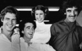 Harry in étoile, star Wars:New Hope