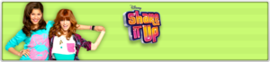 Shake it up banner