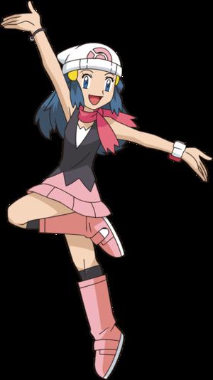 Dawn - Pokemon