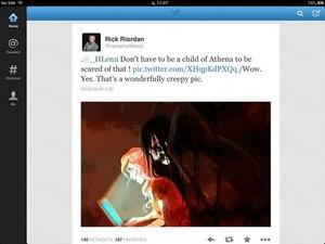 He saw Viria's art!